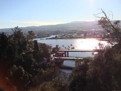 Tamac River, Kings and Paterson bridges [Launceston]
