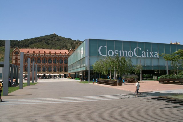 CosmoCaixa Barcelona Flickr - Photo Sharing!