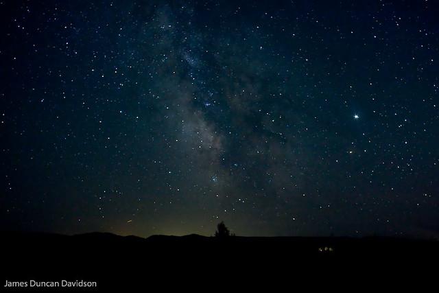 Milky Way by duncandavidson