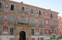 Murcia - Plaza del Cardenal Belluga