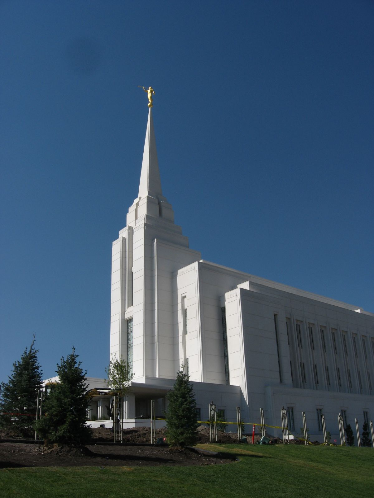Rexburg Idaho Temple Open House Rexburg Idaho Temple Rexburg