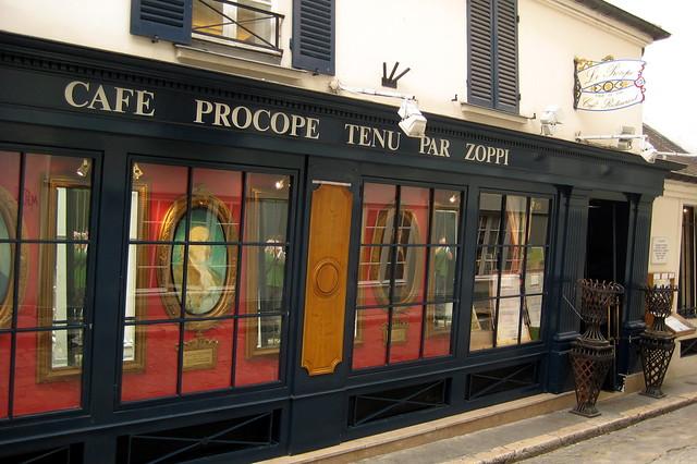 Restaurant Le Procopio Montrichard Menu Et Cartes