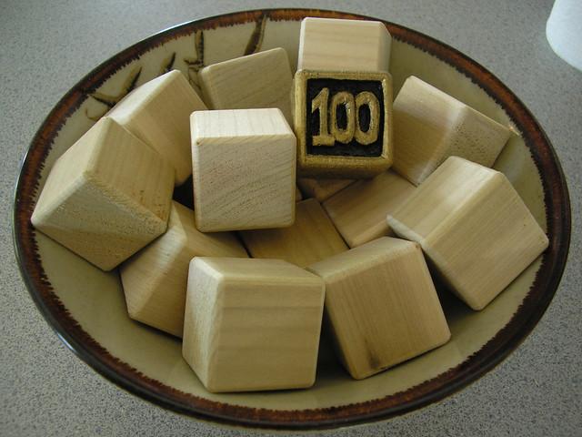 #100 !!!