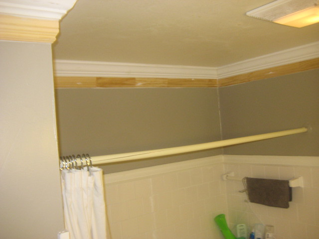After Crown Molding Bathroom Flickr Photo Sharing