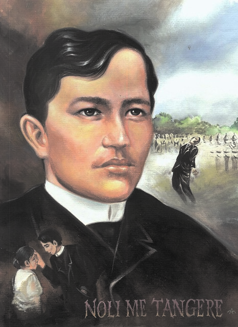 man in dapitan essay by jose rizal