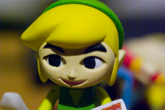 Wind Waker Link | Flickr - Photo Sharing!