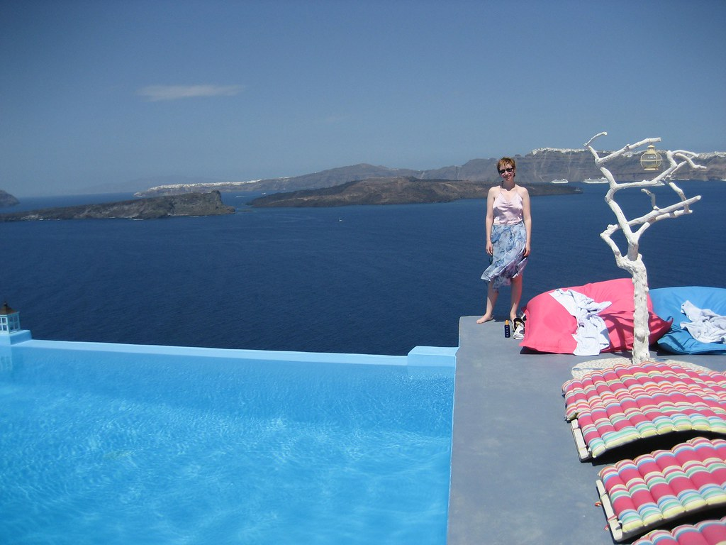 Astarte Hotel in Santorini, Greece