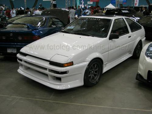 Toyota Corolla AE86 Sprinter