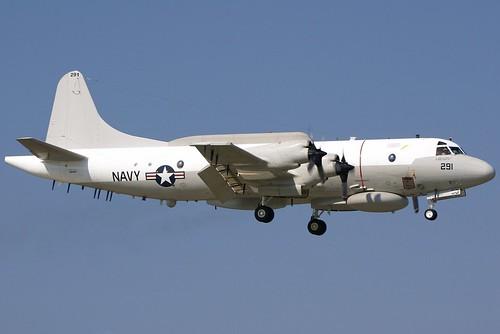 United Stats Navy EP-3E 160291 '291'