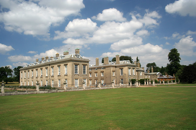 Header of Althorp