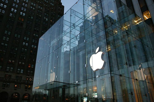 APPLE 5TH AVE STORE LOGO