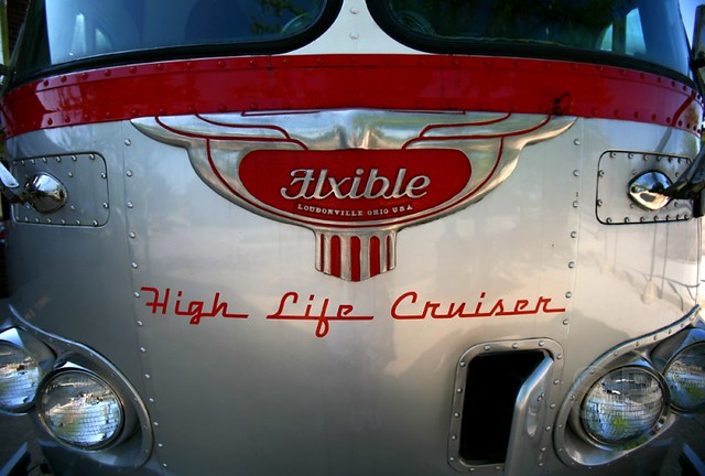 Flxible High Life cruiser nose