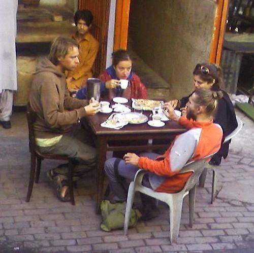 Breakfast Morning in Islamabad