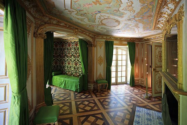 Green room, Pagodenburg