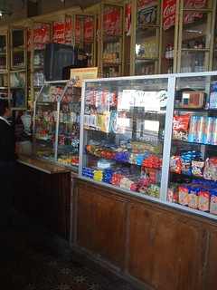 bodega in barranco, lima, peru