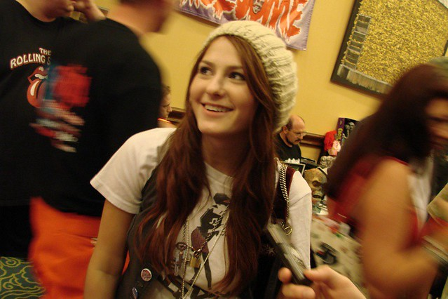 Scout Taylor Compton (star of Rob Zombie's Halloween ...