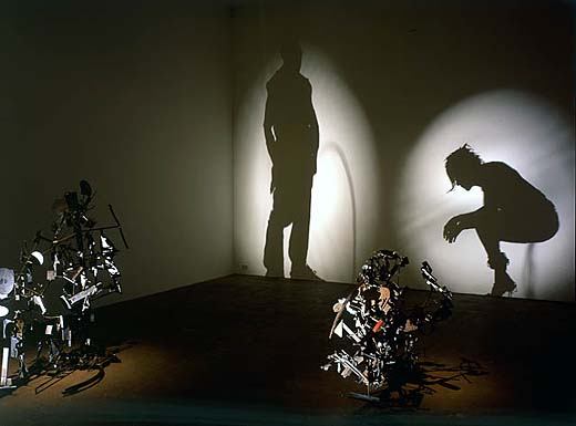 Shadow Portraits