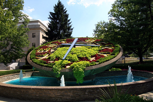 Kentucky's Floral Clock