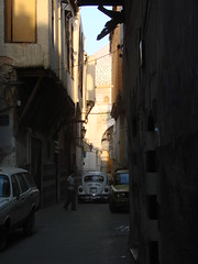 Damascus Alleyway