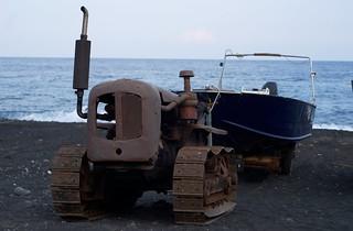 Bild av Spiaggia Scari. italy italia sicily sicilia stromboli aeolianislands isolieolie
