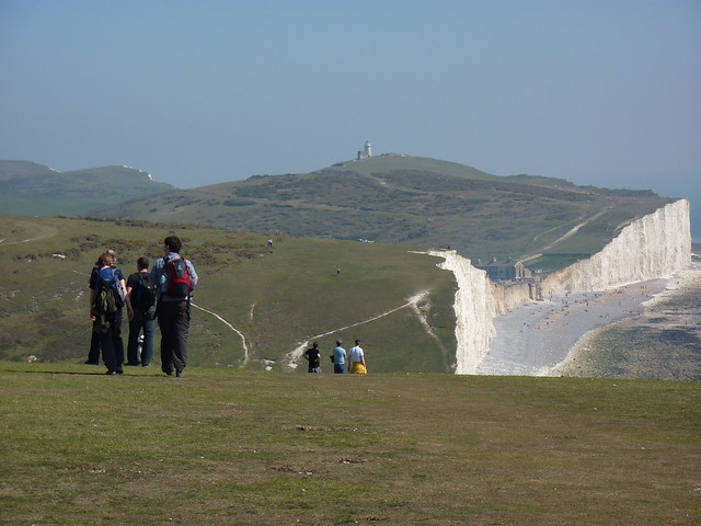 Birling Gap's getting closer