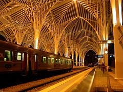 Estação de Oriente