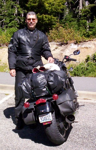 Tom and the Victory on Washington Pass