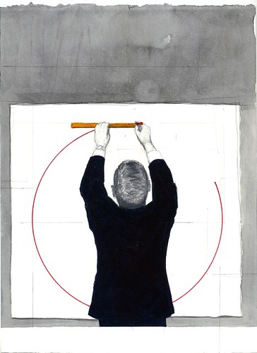 "Erik Parra ""Figure Drawing: Circle"""