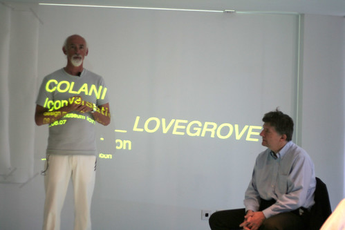 Colani on Lovegrove