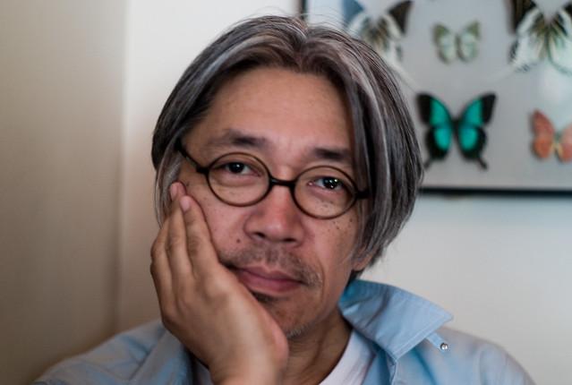 Header of Ryuichi Sakamoto