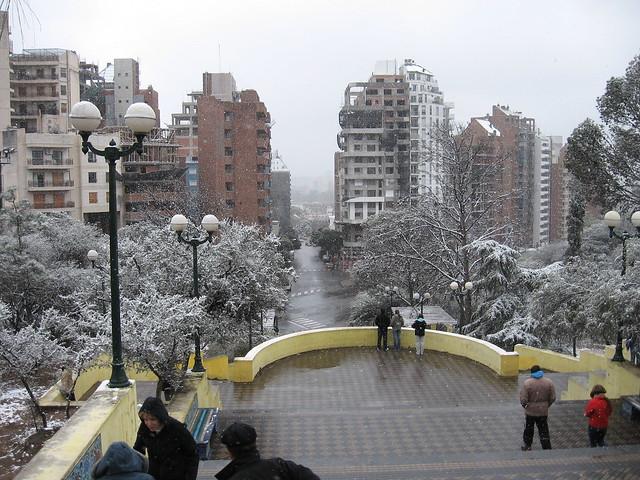 Nieve en la ciudad de c rdoba argentina flickr photo for Ciudad espectaculos argentina