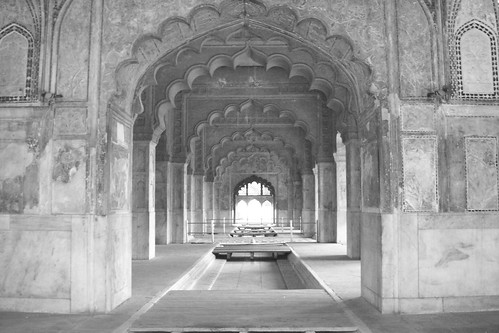 Rang Mahal at Red Fort, Delhi
