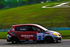 2007 China Circuit Championship (CCC): 1st Stage: Zhuhai * Nissan Tiida #2