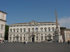 Pizza del Quirinale