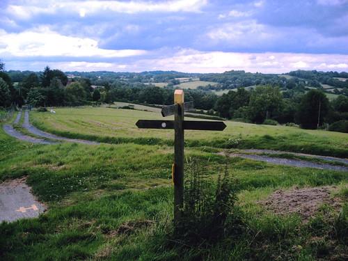 Crosspaths near Mayfield