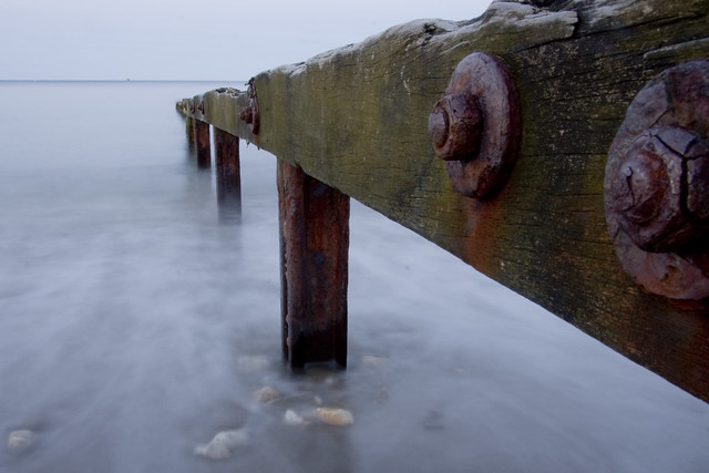 Long Exposure - Shanklin