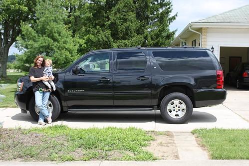 2010 Chevy Suburban