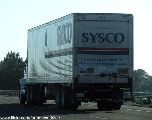 Sysco Food Delivery Truck SYSCO Delivery Truck |...
