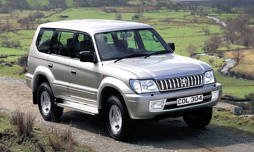 Land Cruiser Colorado by Toyota UK