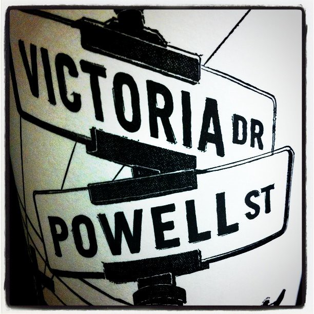 Victoria Dr. | Powell St.