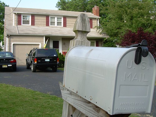 Sending Letters From Home