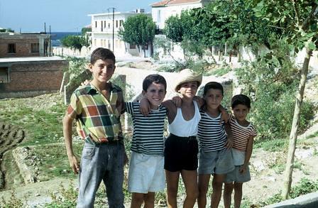 Crete boys