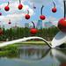 Oldenburg, Van Bruggen and cherries by janeau