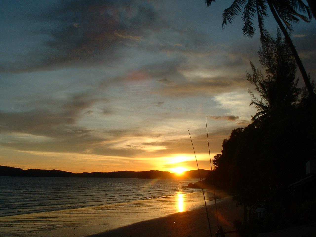 Ao Nang Beach, Thailand