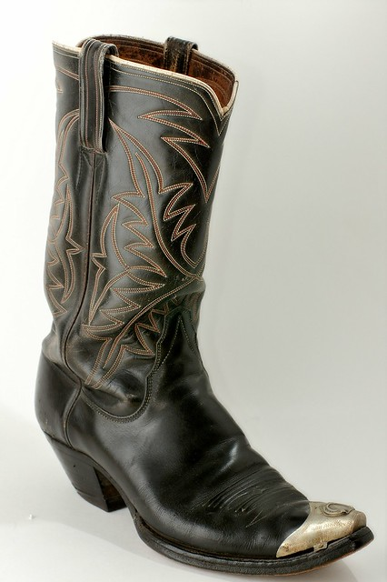 Vintage Cowboy Boots A Gallery On Flickr