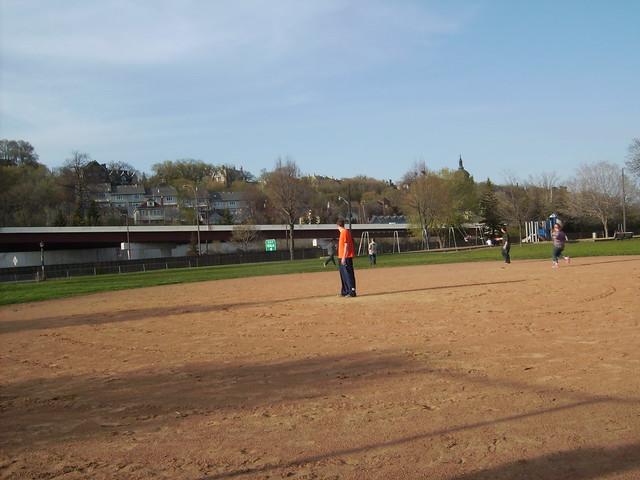 Kickball field | Flickr - Photo Sharing! Kickball Field