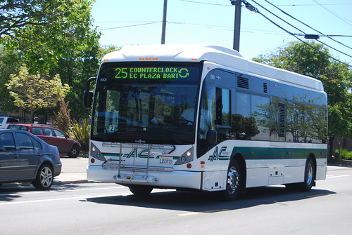 AC Transit 5101 5-2-10 B