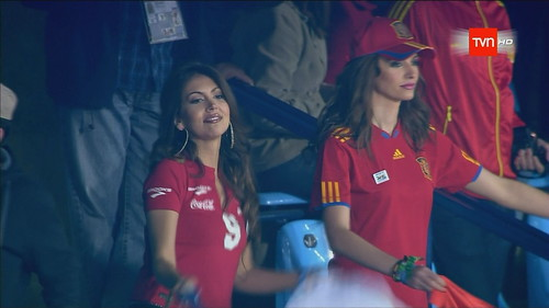 Chile vs España (25-jun-2010)