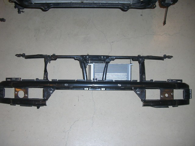 mk3 Kinetic Intercooler