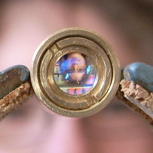 Laser lense